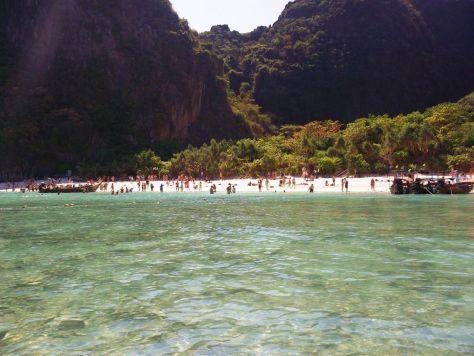 Maya Bay Phi Phi Leh Thailand 041