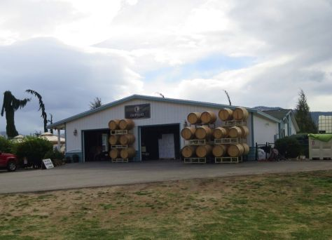 Cairdeas Winery Chelan Crush wine harvest
