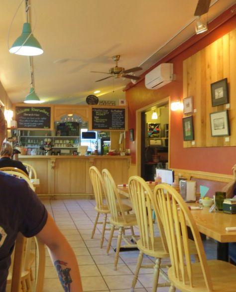 Riverwalk Cafe Lake Chelan WA