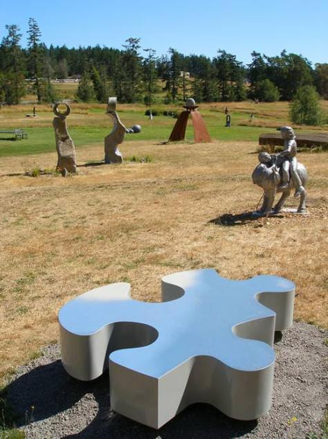 Westcott Bay Sculpture Park