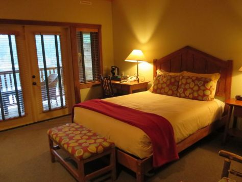 Lakedale Resort Lodge Room Friday Harbor