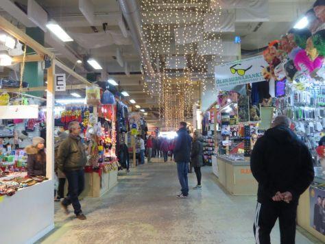 Kolaportid Flea Market Reykjavik Iceland
