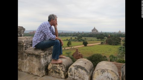 Travel shows Anthony Bourdain Parts Unknown Myanmar