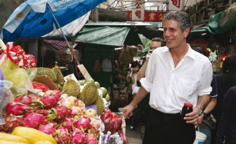 Travel shows Anthony Bourdain Cook's Tour