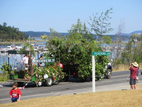 Lopez Island Fourth of July Parade