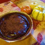 Culinary Adventures: Mexican Chocolate Pumpkin Pie