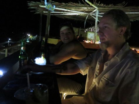 Arena Lounge Bar Isla Holbox Mexico