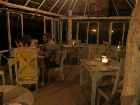 Mi Vida Tapas restaurant Tulum