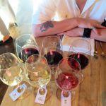 Wine Tasting in Prosser, WA 2016