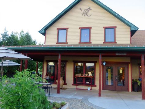 Wine O Clock in Prosser Vintner's Village