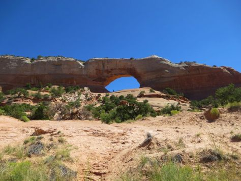Wilson Arch outside Moab, Utah