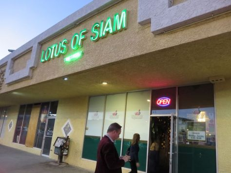 Lotus of Siam, Las Vegas