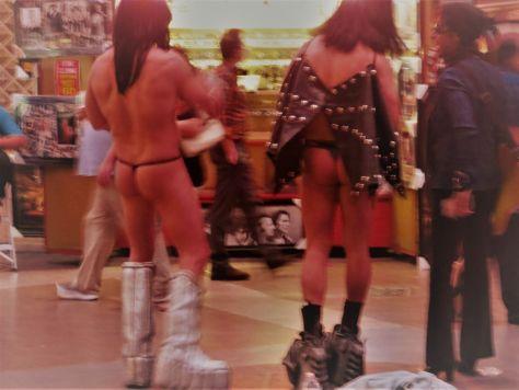 Fremont Street Experience, downtown Las Vegas