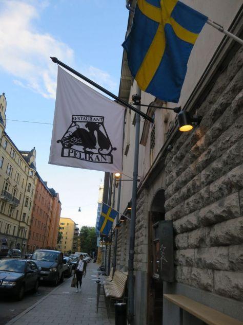Pelikan Restaurant, Stockholm