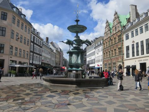Strøget Copenhagen Denmark