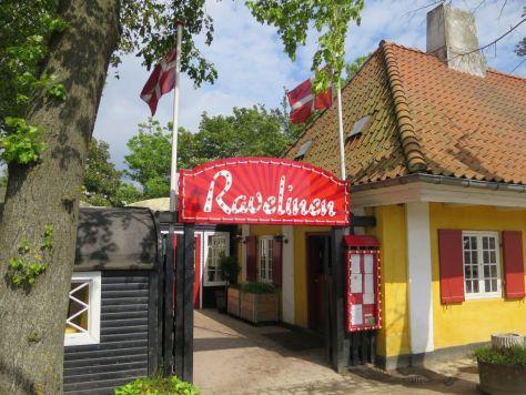 Ravelinen restaurant Copenhagen Denmark