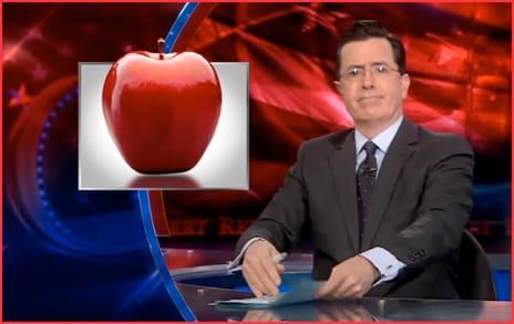 Colbert-apple
