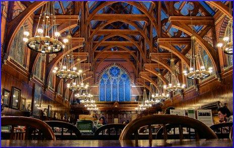 Harvard Dining Hall