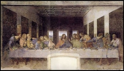 DaVincis Last Supper