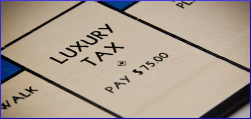 Luxury Taxes for the Rich