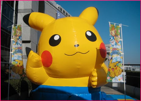 inflatable-pikachu