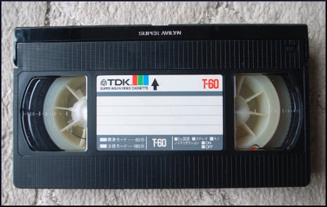 old-videocassette