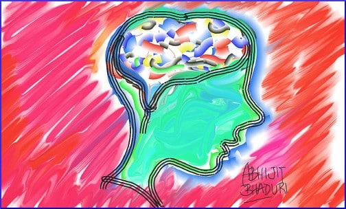 brain-illustration-red-background