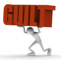 guilt and childhood trauma