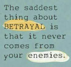 How to handle betrayal in a relationship