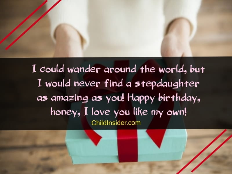 50 New Birthday Wishes For Step Daughters To Express Love