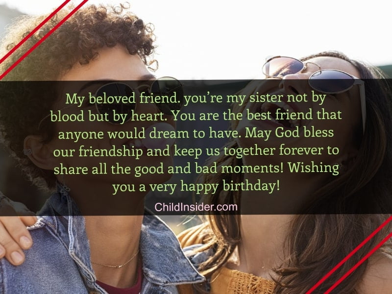 30 Happy Birthday Wishes To Lift Up Your Besties Day