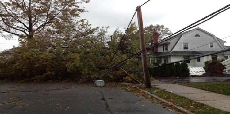 Hurricane Sandy Play Theme