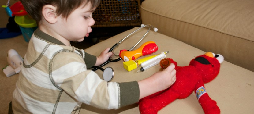 Learning Through Medical Play