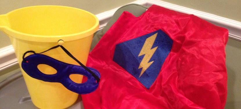 The ALS Ice Bucket Challenge has Superhero Strength