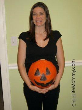 halloween mom