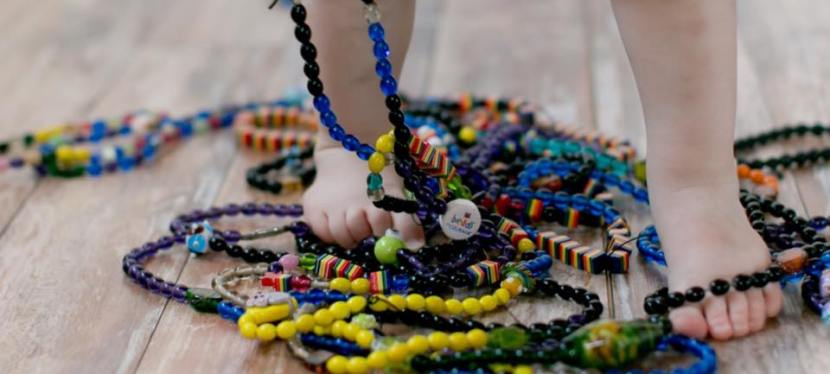 it's o f f i c i a l- The collaboration between Uglibeads and Beads of Courage