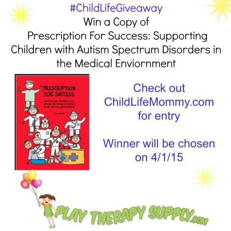 autism book giveaway