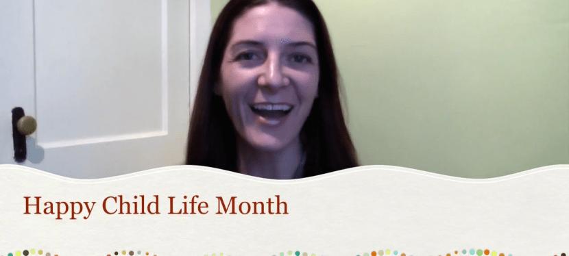 Spreading the Word on Child Life Through Social Media