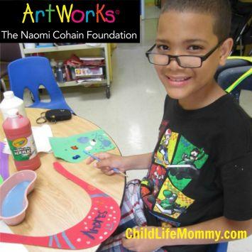 ArtWorks The Naomi Cohain Foundation