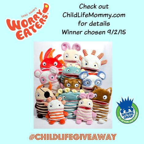 Worry Eaters Giveaway