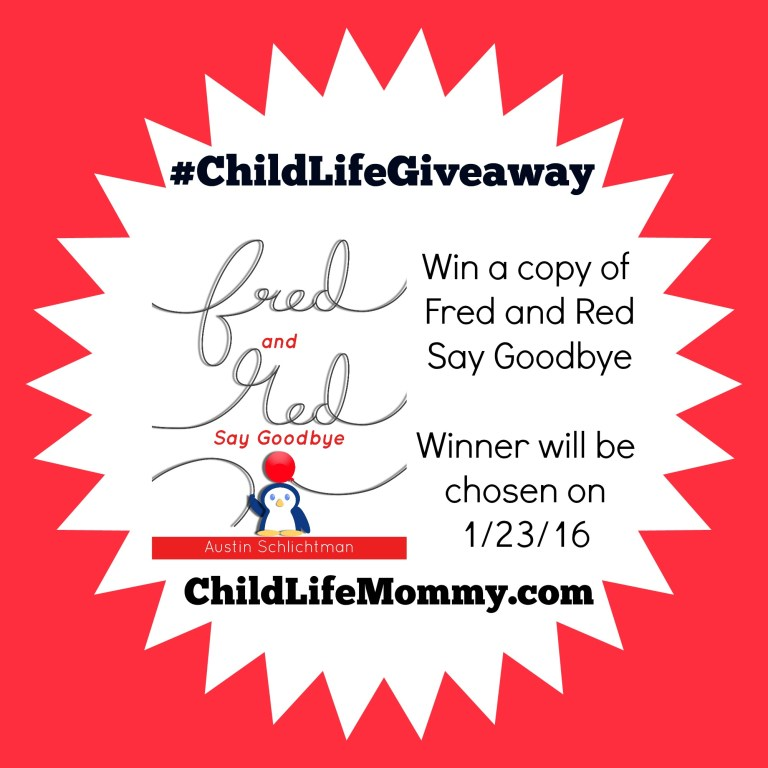 Fred and Red Giveaway
