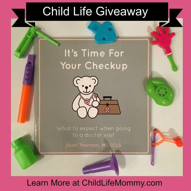 child life giveaway