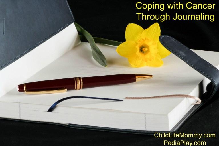 Coping with cancer through jorunaling