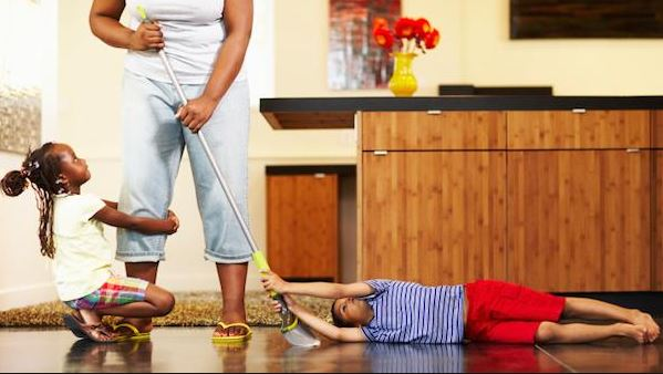 Masters of Disaster: How to Keep Your Home Clean When You Have Kids