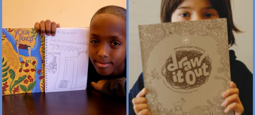 Empower Kids Through Art with Heart: Spotlight and Giveaway