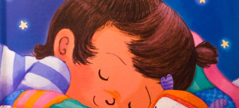 "Bedtime Stories ""Sleepy Toes"" Spotlight and Giveaway"