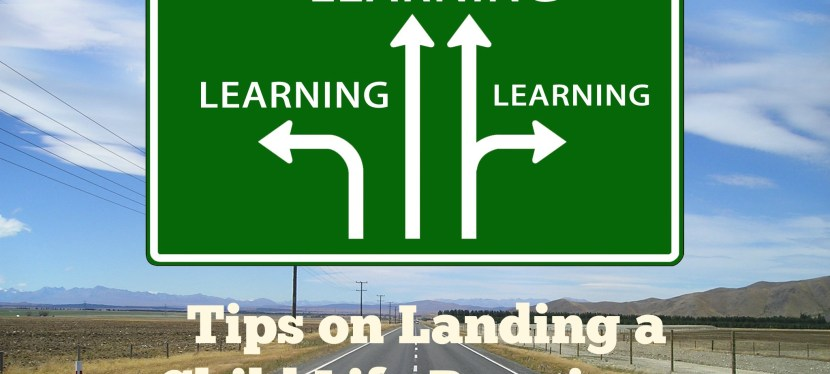 Tips on Landing a Child Life Practicum