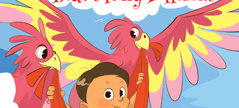 Beautifully Different: Children's Book Spotlight and Giveaway