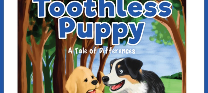 The Toothless Puppy: A Tale of Differences, Spotlight and Giveaway