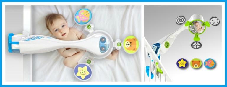 Nurture Smart Crib Mobile
